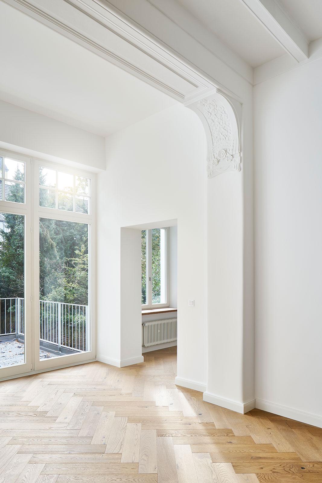 Haus J in Grafenberg, Düsseldorf  Foto: Annika Feuss